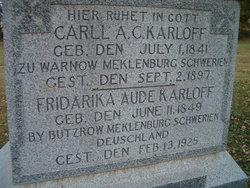 Carl A C Karloff