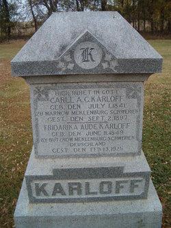 Frederike <i>Aude</i> Karloff