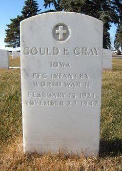 PFC Gould E Gray