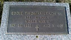 Ens Eddie Thomas Buddy Leach, Sr