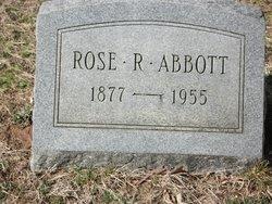 Rose R. Abbott
