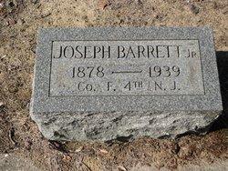 Joseph Barrett, Jr