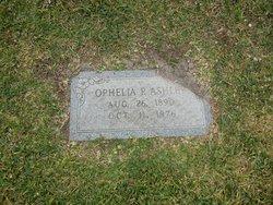 Ophelia <i>Patterson</i> Ashley