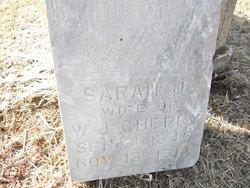 Sarah J. <i>McConnell</i> Cherry