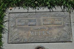 Anna M Meeks