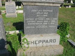 John Levi Sheppard