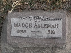 Mary Madge Ableman