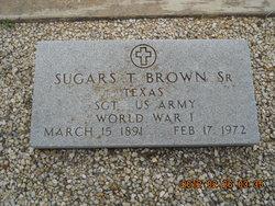 Sugars Turner Brown