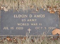 Eldon D Amos
