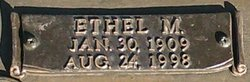 Ethel Muir <i>Ellis</i> Samuel