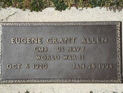 Eugene Grant Allen