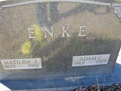 Adam C Enke