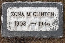 Zona Mae <i>Hahn</i> Clinton