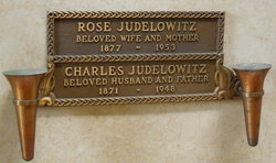 Rose <i>Newman</i> Judelowitz