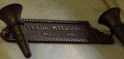 Frieda <i>Friedman</i> Myerson