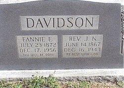 Rev James Neely Davidson