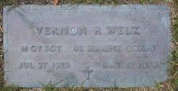 Vernon Robert Lyle Welk