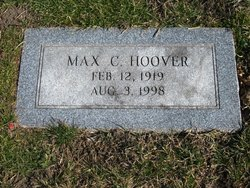 Max Carew Hoover
