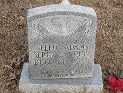 Nellie G. <i>Hamilton</i> Adams