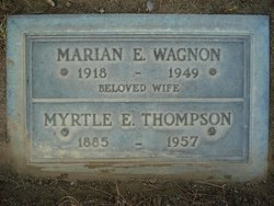 Myrtle Ethelyn <i>Force</i> Thompson