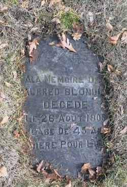 Alfred Blondin