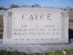 Addie Cayce