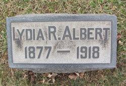 Lydia R. Albert