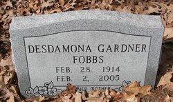 Desdamona <i>Gardner</i> Fobbs