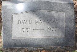 Larry David Mahanay