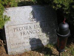Frances M. <i>Pecora</i> Eickler