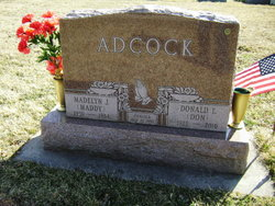 Madelyn J. Maddy Adcock