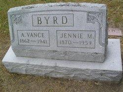 A. Vance Vance Byrd