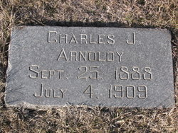 Charles John Arnoldy