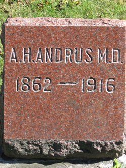 Dr A H Andrus
