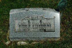 Carl F. Van Orman