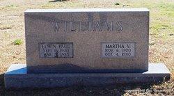 Martha Virginia <i>Fowler</i> Williams