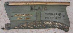 Thomas D Blair