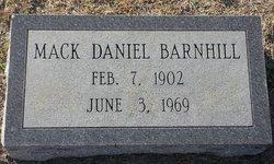 Mack Daniel Barnhill