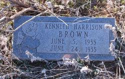 Kenneth Harrison Brown