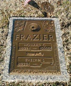 Evelyn I. <i>Van Sickle</i> Frazier