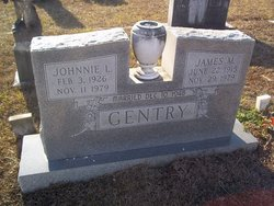 Johnnie Louise Lou <i>Rich</i> Gentry