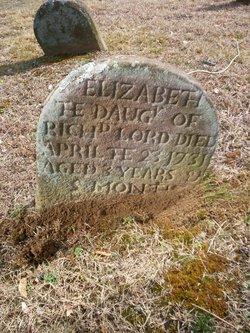 Elizabeth Lord