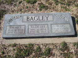 Maurice Bagley