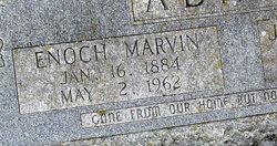 Enoch Marvin Adams