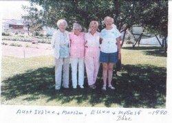 Marian E. <i>Mallinson</i> Burson