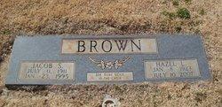 Hazel <i>Smith</i> Brown