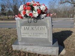 Glenita <i>Wheeler</i> Jackson