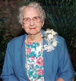 Grace Edith <i>Golson</i> Robinson