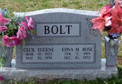 Edna Mae <i>Rose</i> Bolt