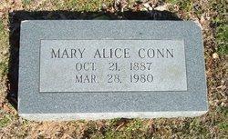 Mary Alice Conn